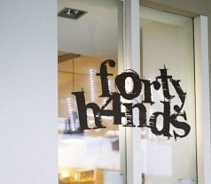 Forty Hands Photos