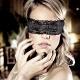 Lace & Satin Blindfold