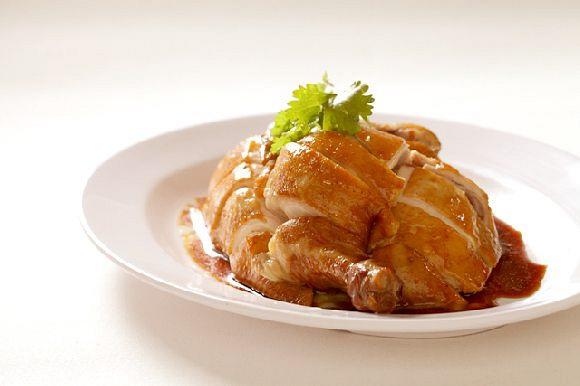 Soy Sauce Chicken 油鸡