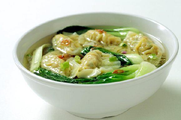Dumpling Soup 水饺汤