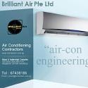 Brilliant Air Pte Ltd (Shun Li Industrial Complex)
