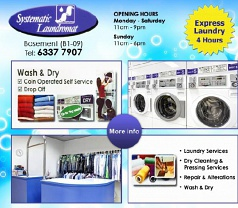 Centurion Laundry (Systematic Laundromat) Photos