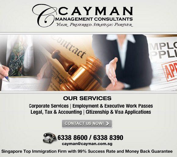 Cayman Management Consultants Pte Ltd (High Street Plaza)