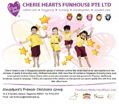 Cherie Hearts Funhouse Pte Ltd Photos