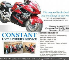 Constant Local Courier Service Photos