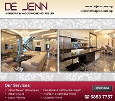 De Jenn Interiors & Woodworking Pte Ltd Photos