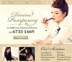 Divine Pampering Service Photos