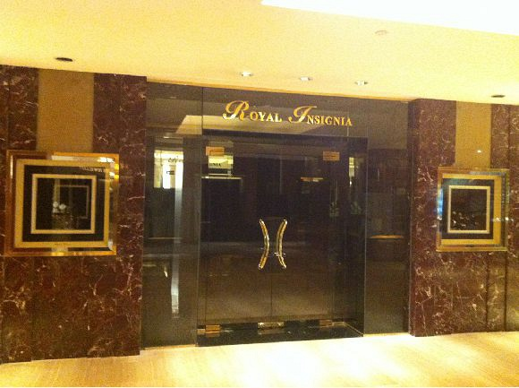 Royal Insignia Pte Ltd (Grand Hyatt Singapore)