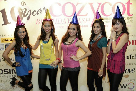 CozyCot 10th Birthday Bash at Zouk