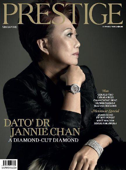 Publisher of Prestige Singapore