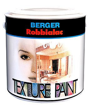 Berger Texture paint