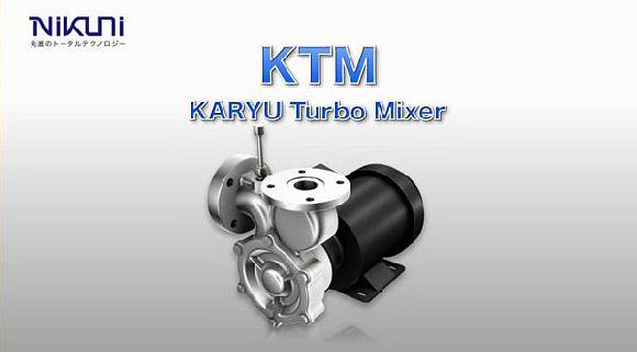 Nikuni KTM Pump