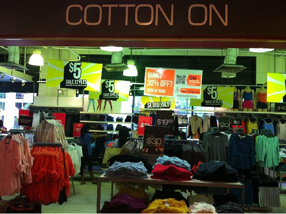 Cotton On Singapore Pte Ltd (Anchorpoint Shopping Centre)