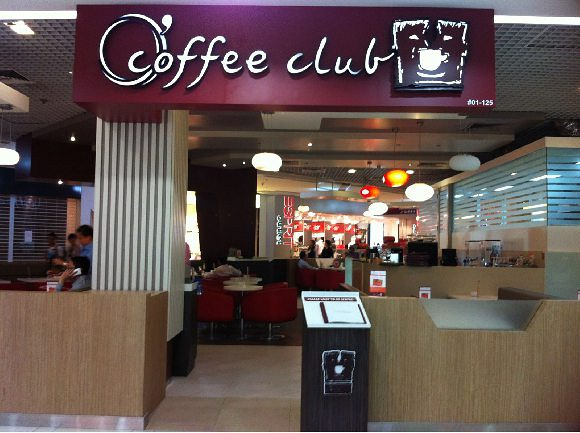 Coffee Club Pte Ltd (IMM Building)