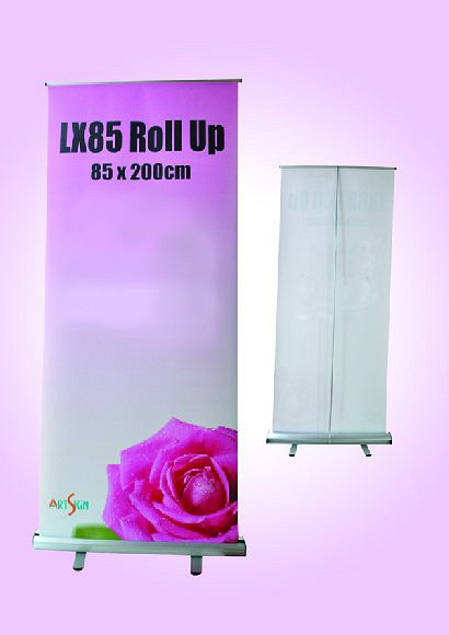 LX85 Roll Up