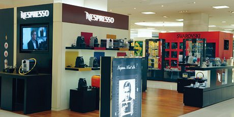 Nespresso Singapore (ION Orchard)