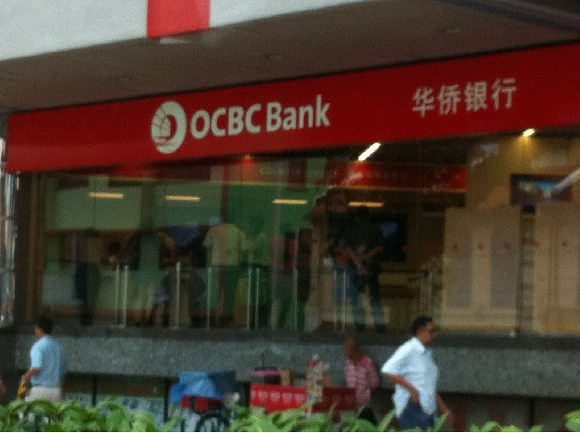 OCBC Bank (Overseas Chinese Bank)