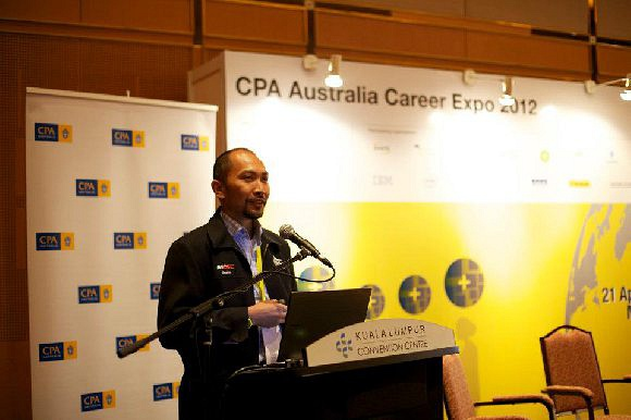 Cpa Australia Ltd (Starhub Centre)