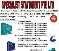 Specialist Stationery Pte Ltd Photos
