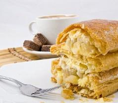 Ritz Apple Strudel & Pastry Photos