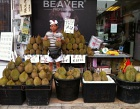 Durian Seng Stall Photos