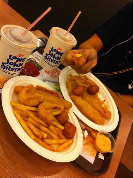 Long John Silver's Seafood Shoppe
