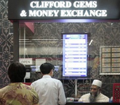 Clifford Gems & Money Exchange Photos