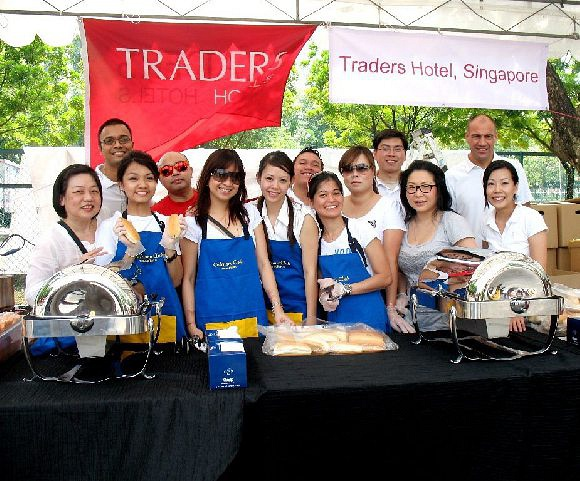 Traders Hotel Singapore (Traders Hotel Singapore)