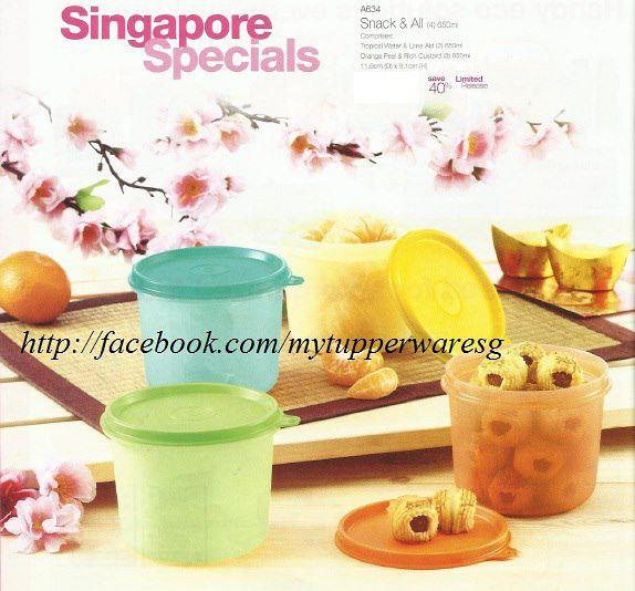 Tupperware Singapore Pte Ltd (Ever Expand Building)