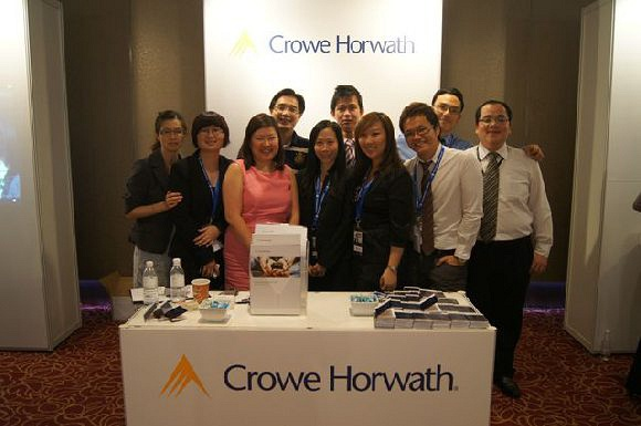 Crowe Horwath First Trust LLP (Suntec Tower One)