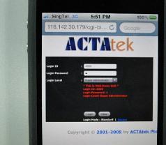 Actatek Pte Ltd Photos