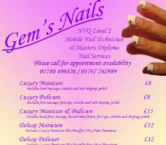 Gem Nail Photos