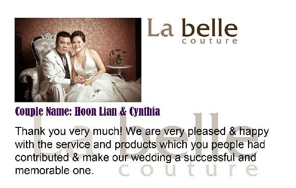 La Belle Couture (Tanjong Pagar Shop Houses)