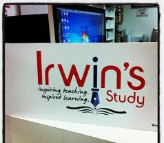 Irwin's Study Photos