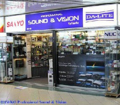 Professional Sound & Vision Photos