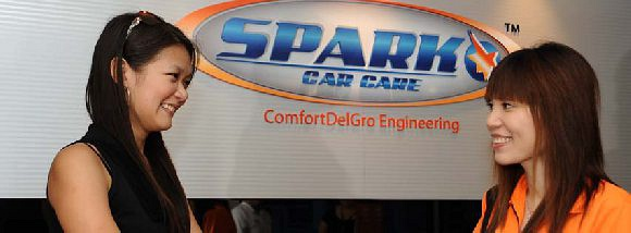 Spark Car Care Singapore (ComfortDelGro Engineering)
