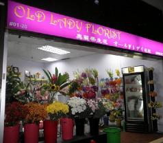 Old Lady Florist Photos
