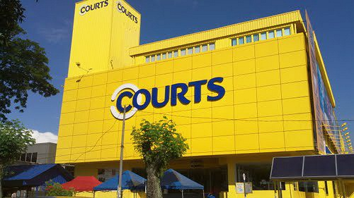 Courts (Courts Megastore)