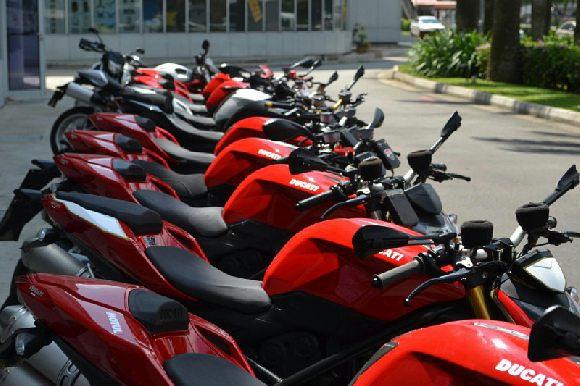 Ducati Singapore - Naked Bikes Gathering