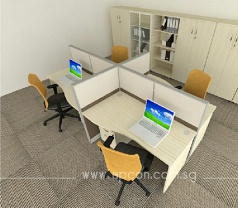 Apcon Pte Ltd - Office Interior Renovation Photos