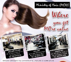 Ministry of Hair Photos