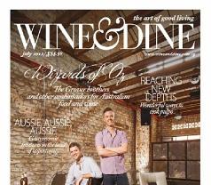 Wine & Dine Magazine Photos
