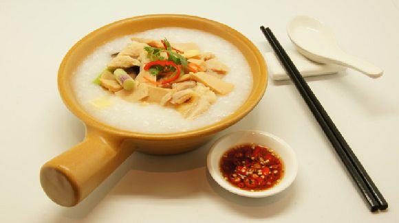 Abalone Porridge