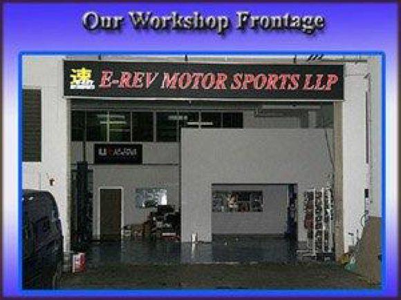 E-Rev Motor Sports LLP (Tampines Street 93)