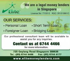 Elite Investment & Credit Pte Ltd Photos