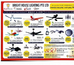 Bright House Lighting Pte Ltd Photos