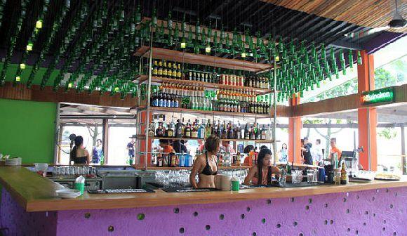 Bikini Bar (Sentosa - Bikini Bar)