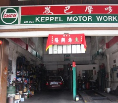 Keppel Motor Works Photos