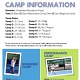 Summer Camp starting from June to August 2013