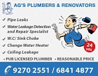 Ag's Plumbers & Renovators Photos